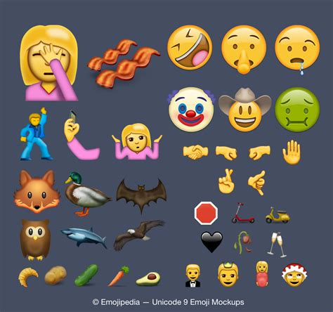 iphone s ios 10 update might include new unicode 9 0 emoji set bgr