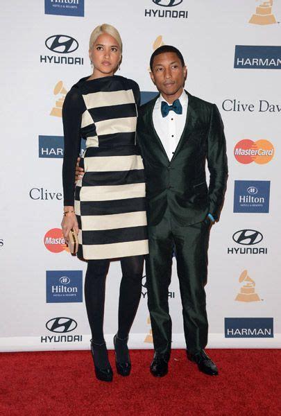 helen lasichanh the modeldesigner pharrell his model wife helen lasichanh taller than