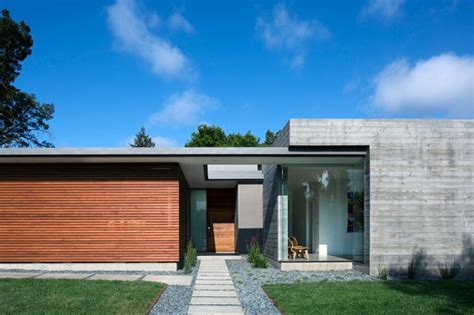 modern house front front facade modern exterior other by modern house architects