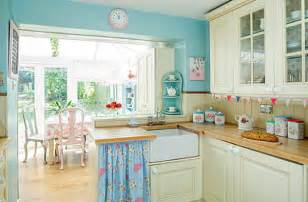 Sewing Cabinets And Storage A Shabby Chic Cath Kidston House Decor Advisor