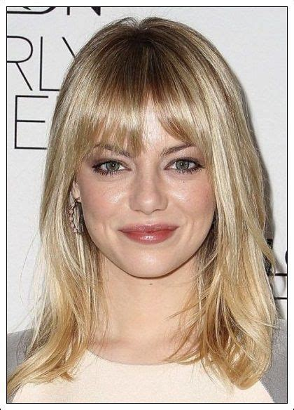 long bob without bangs 17 best images about long bob hairstyles with bangs on