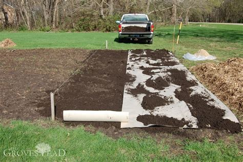 No Till Garden by Planting A No Till Garden Step By Step The Grovestead