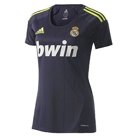 Jersey Persis Away jersey real madrid new season 2012 2013 for exella