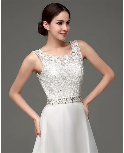 Cheap Gorgeous Wedding Dresses by Cheap Gorgeous Backless Wedding Dress Beaded With Lace