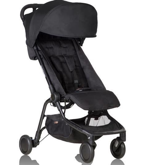 Sale Nano Dolls 6605b Semprem mountain buggy nano v2 stroller black