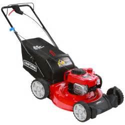 Target Lawn Mowers Craftsman Mulching Lawn Mower Sears Com