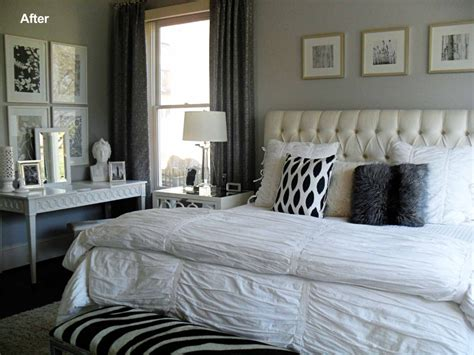 gray and white master bedroom ideas current project transforming a neutral master bedroom