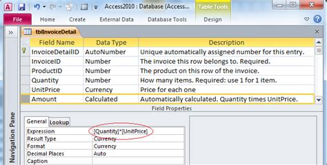 how to find layout view in access 2010 microsoft access tips calculated fields