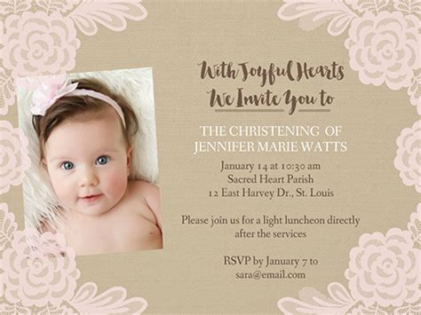 create baptism invitation card free christening invitations templates infoinvitation co