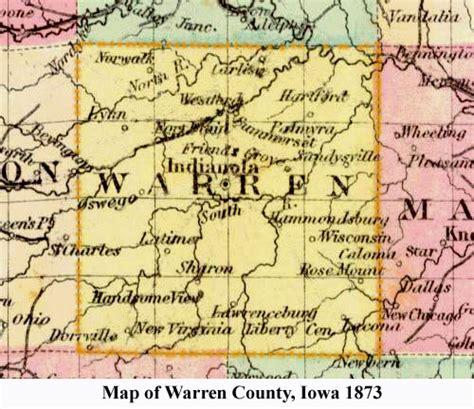 Warren County Pa Court Records Warren County Iowa Map Kansas Map