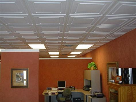 Drop Ceiling Styles by Ideas Decorative Drop Ceiling Tiles Robinson House