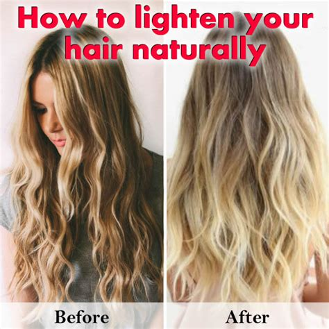 how to your hair at home brown hairs