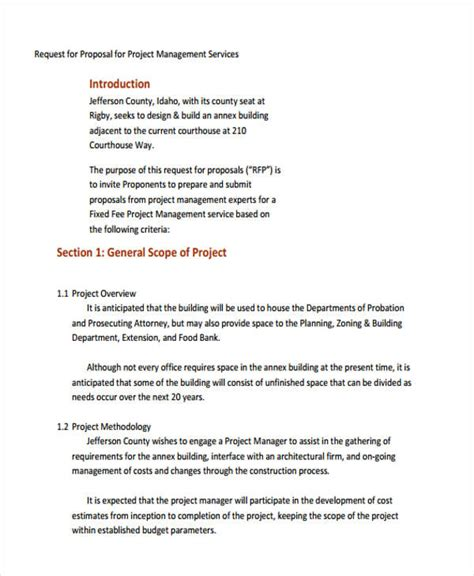 Request For Architectural Services Template request for architectural services template images templates design ideas