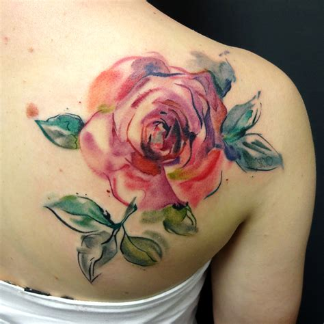 watercolor tattoos az company gilbert arizona