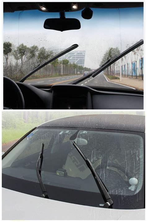 Helios Wiper Kaca Mobil Frameless Ukuran 26 wiper blade kaca mobil frameless u shape hook 26 inch
