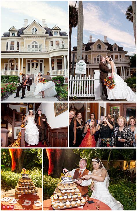 burroughs home wedding adrienne matt fort myers