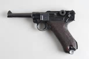 pistolen le luger pistol