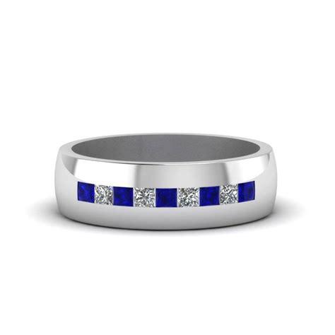 2018 blue sapphire s wedding bands