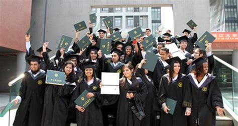 Mba In China For Indian Students by Graduation Ceremony Of The Mbbs Graduates In