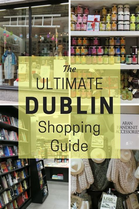 vogues ultimate retail guide the best shops in perth the ultimate dublin ireland shopping guide relocating