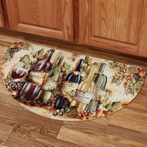 Wine Kitchen Rugs Purple Grape Kitchen Decor Jpg Kitchen Wine Decor Kitchen Decor And Kitchens