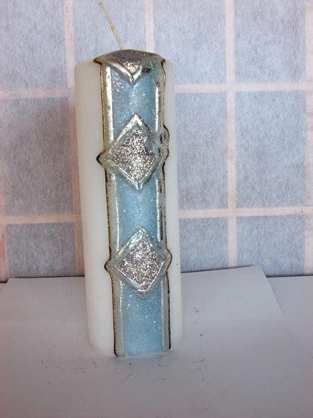 candele da arredamento mobili shabby chic decapato bianco provenzali