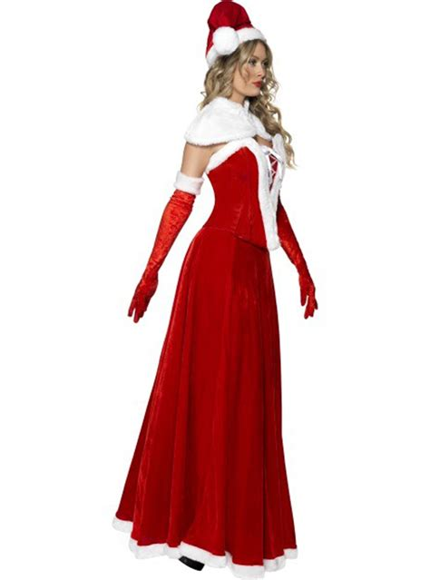 mrs claus to buy mrs claus luxury costume buy at funidelia