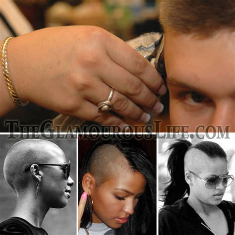 women barbershop haircuts women in barber chair short hairstyle 2013