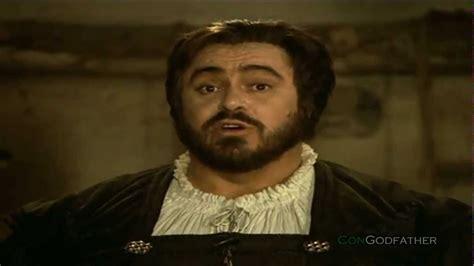 luciano pavarotti la donna 200 mobile rigoletto 1080phd