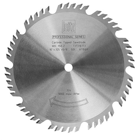 leitz table saw blades table saw blade pro series leitz combo 50t