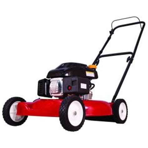southland 20 in 139 cc walk push gas lawn mower