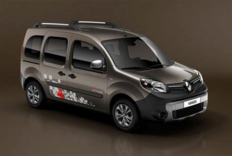 renault van kangoo facelift for the 2013 renault kangoo passenger van