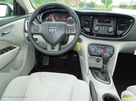 2015 Lincoln Mkc Interior 2013 Dodge Dart Sxt Black Light Diesel Gray Dashboard
