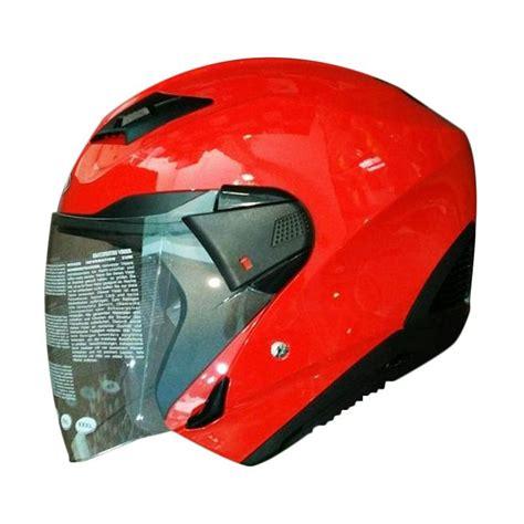 Helm Zeus Z 611 Jual Zeus Zs 611 Solid Helm Half Harga