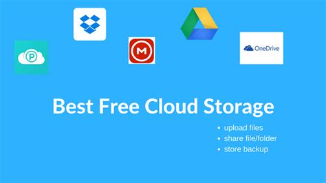 best home cloud storage best free cloud storage providers askmehindi