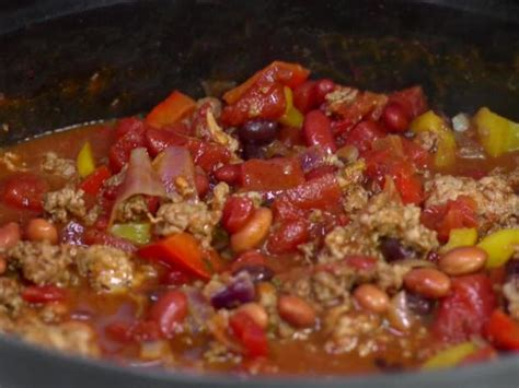 award winning chili on pinterest jamie s award winning chili recipe jamie deen food network