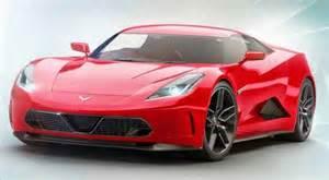 2018 chevy corvette concept specs review price 2017