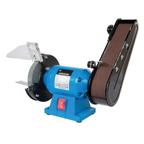 bench grinder belt sander diy 240w bench grinder belt sander 240w toolbolt
