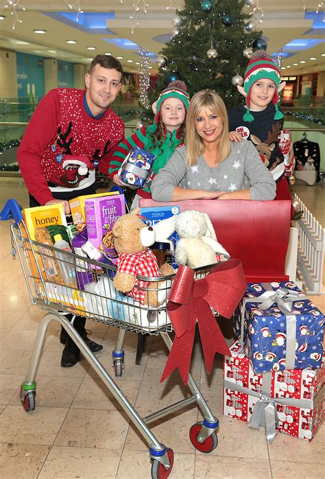 tesco christmas appeal photocall assets model agency