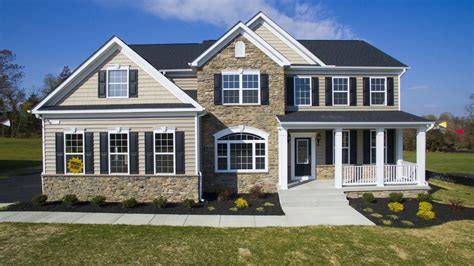 modern home design laurel md laurel preserve new homes in mechanicsville md