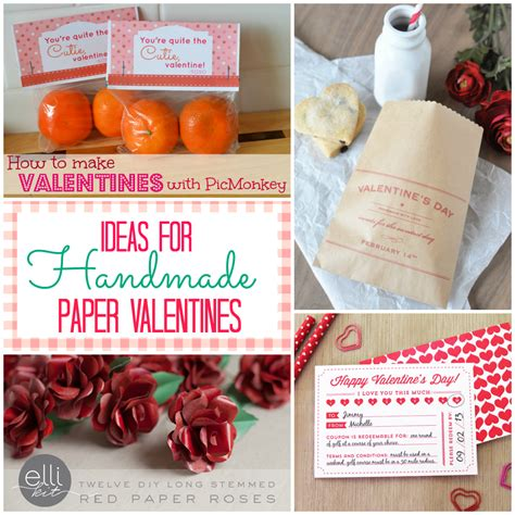 Handmade Paper Ideas - ideas for handmade paper valentines
