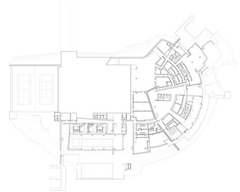 richard meier floor plans oct shenzhen clubhouse by richard meier partners