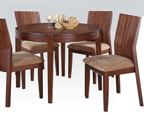dining set w 42in table mauro by acme ac70542set