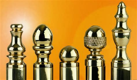 Ball, Steeple and Finial Tips for Hinges:   Door Hardware Blog