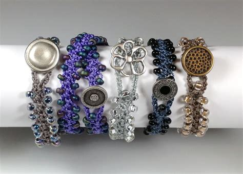 how to crochet beaded bracelet marion jewels in fiber news and such turkish flat bead