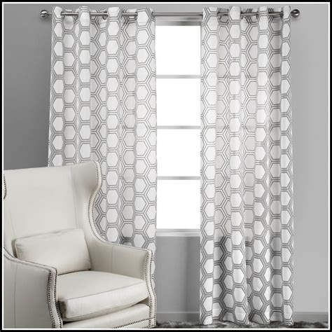 gray and white curtain panels gray and white curtain panels curtains home design