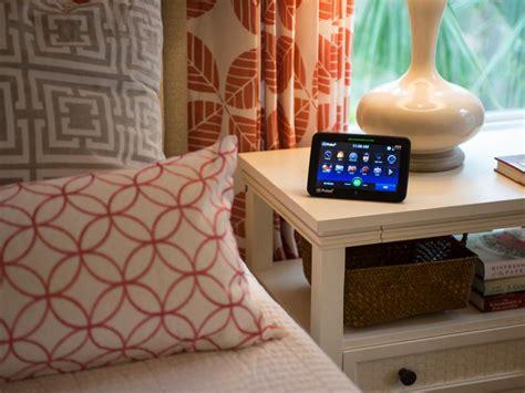 bedroom automation hgtv smart home 2013 guest bedroom pictures hgtv smart