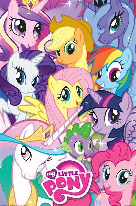 the colors of friendship a book about characters who become friends despite their differences books 25 best ideas about my pony poster on