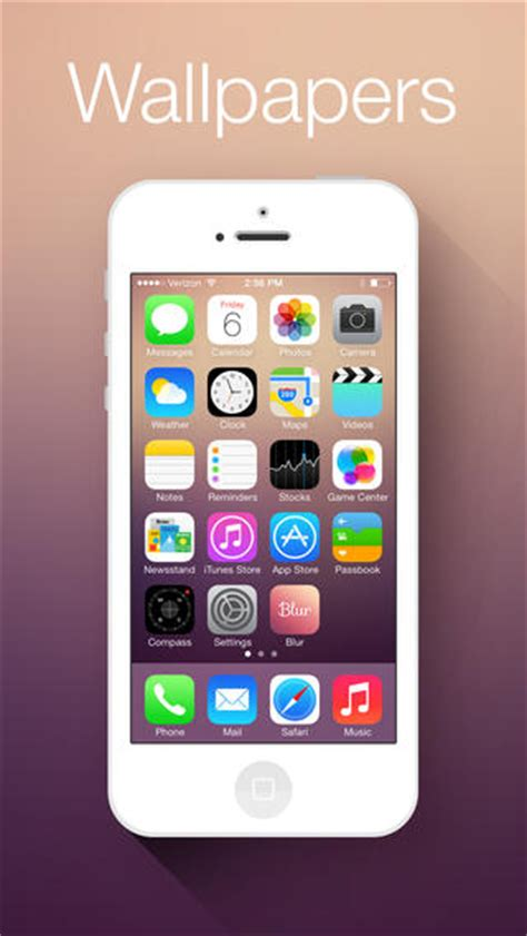 create wallpaper for iphone online blur create custom wallpapers on the app store