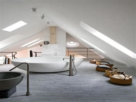 bad dachgeschoss dachgeschoss badezimmer ideen